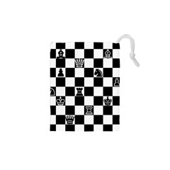 Chess Drawstring Pouches (XS)