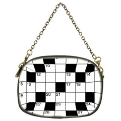 Crosswords  Chain Purses (Two Sides)