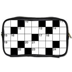 Crosswords  Toiletries Bags