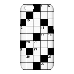 Crosswords  iPhone 6/6S TPU Case