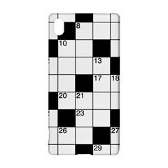 Crosswords  Sony Xperia Z3+