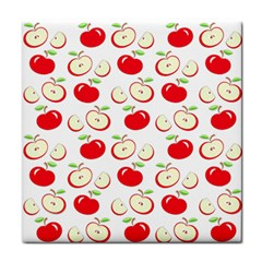 Apple pattern Face Towel