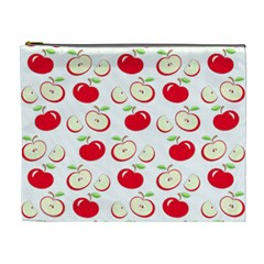 Apple pattern Cosmetic Bag (XL)