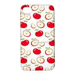 Apple pattern Apple iPhone 4/4S Hardshell Case with Stand