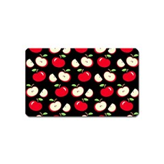 Apple pattern Magnet (Name Card)