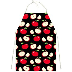 Apple pattern Full Print Aprons