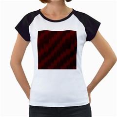 Pattern Women s Cap Sleeve T