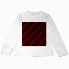 Pattern Kids Long Sleeve T-Shirts