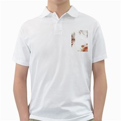 Spotted pattern Golf Shirt