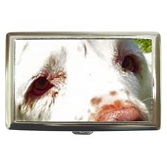 Clumber Spaniel Eyes Cigarette Money Cases