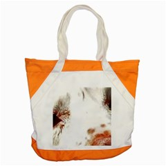 Spotted pattern Accent Tote Bag