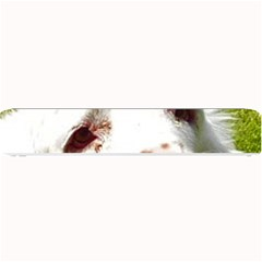 Clumber Spaniel Eyes Small Bar Mats