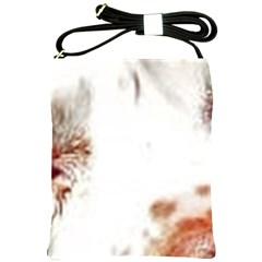Spotted pattern Shoulder Sling Bag