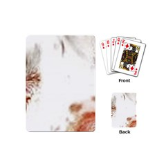Spotted pattern Playing Cards (Mini)