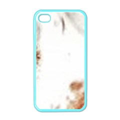 Spotted pattern Apple iPhone 4 Case (Color)