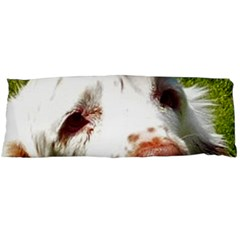 Clumber Spaniel Eyes Body Pillow Case Dakimakura (Two Sides)