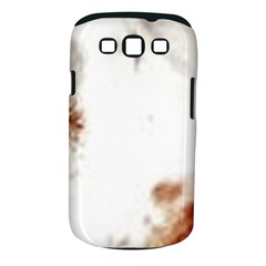 Spotted pattern Samsung Galaxy S III Classic Hardshell Case (PC+Silicone)