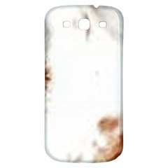 Spotted pattern Samsung Galaxy S3 S III Classic Hardshell Back Case