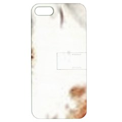 Spotted pattern Apple iPhone 5 Hardshell Case with Stand