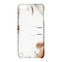 Spotted pattern Apple iPod Touch 5 Hardshell Case with Stand