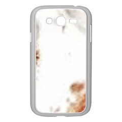 Spotted pattern Samsung Galaxy Grand DUOS I9082 Case (White)