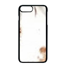 Spotted pattern Apple iPhone 7 Plus Seamless Case (Black)