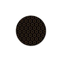 Pattern Golf Ball Marker