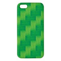 Pattern iPhone 5S/ SE Premium Hardshell Case