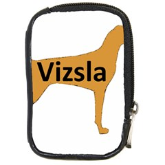 Vizsla Name Silo Color Compact Camera Cases