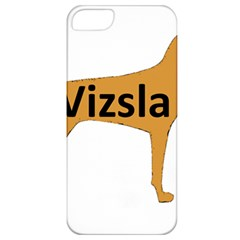 Vizsla Name Silo Color Apple iPhone 5 Classic Hardshell Case