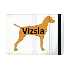 Vizsla Name Silo Color Apple iPad Mini Flip Case