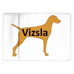 Vizsla Name Silo Color Samsung Galaxy Tab 10.1  P7500 Flip Case