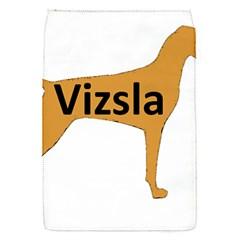 Vizsla Name Silo Color Flap Covers (S)