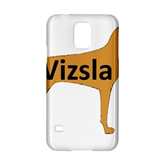 Vizsla Name Silo Color Samsung Galaxy S5 Hardshell Case