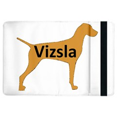 Vizsla Name Silo Color iPad Air 2 Flip