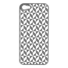 Pattern Apple iPhone 5 Case (Silver)