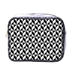 Pattern Mini Toiletries Bags