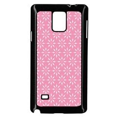 Pattern Samsung Galaxy Note 4 Case (black)