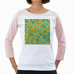 Pattern Girly Raglans