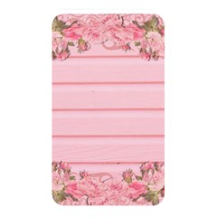 Pink Peony Outline Romantic Memory Card Reader