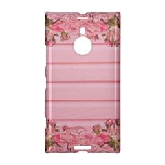Pink Peony Outline Romantic Nokia Lumia 1520