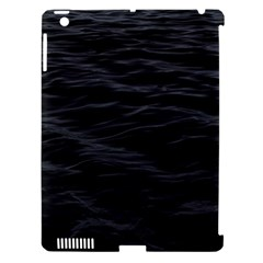 Dark Lake Ocean Pattern River Sea Apple Ipad 3/4 Hardshell Case (compatible With Smart Cover)