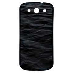 Dark Lake Ocean Pattern River Sea Samsung Galaxy S3 S III Classic Hardshell Back Case