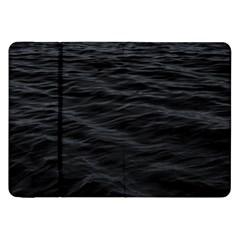 Dark Lake Ocean Pattern River Sea Samsung Galaxy Tab 8.9  P7300 Flip Case