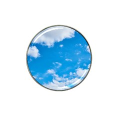 Sky Blue Clouds Nature Amazing Hat Clip Ball Marker (10 pack)