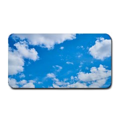 Sky Blue Clouds Nature Amazing Medium Bar Mats