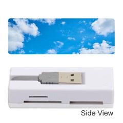 Sky Blue Clouds Nature Amazing Memory Card Reader (stick)