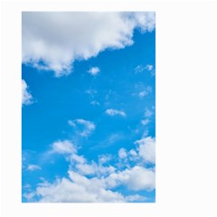 Sky Blue Clouds Nature Amazing Large Garden Flag (Two Sides)