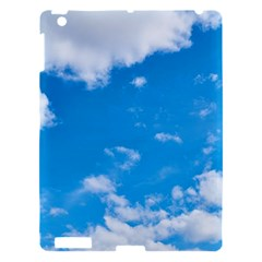 Sky Blue Clouds Nature Amazing Apple Ipad 3/4 Hardshell Case