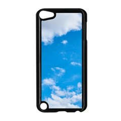 Sky Blue Clouds Nature Amazing Apple Ipod Touch 5 Case (black)